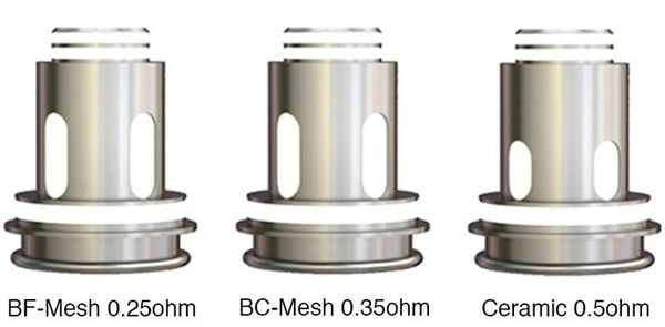 SMOK TF2019 Replacement Coils For TF Tank (3 Pack)