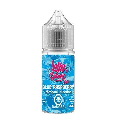 Blue Raspberry by Taffy Splash Nic Salt E-Liquid - 30ML