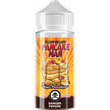 Pancake Man Tooty Frooty By Vape Breakfast Classics E-Liquid - 120ML