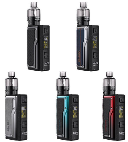 VOOPOO Argus GT Kit 160W with PnP Pod Tank