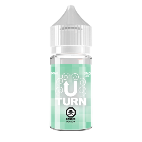 Vanilla Mint By U-Turn 30ML E-Liquid