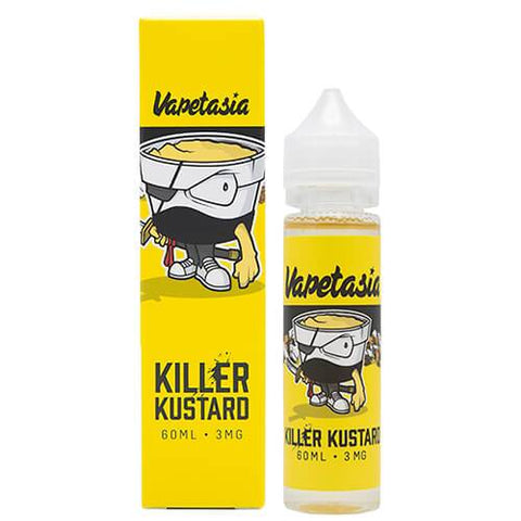 Killer Kustard by Vapetasia  E-Liquid - 60ML - Sagavape.com