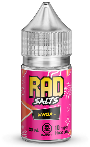 Whoa By Rad Nic Salt E-Liquid - 30mL