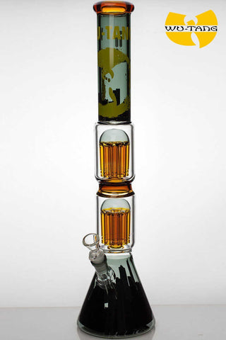 Wu-Tang 20 Inch Double 8 arms LIMITED EDITION Bong - Sagavape.com