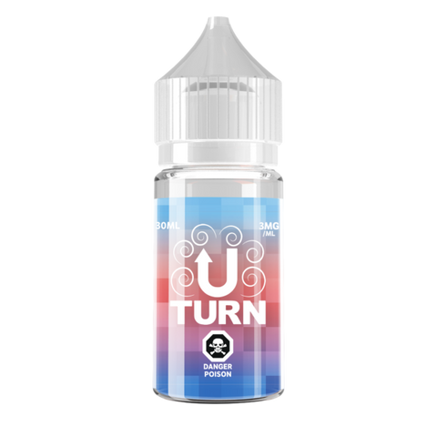 Yogurt & Berries By U-Turn E-Liquid - 30ML