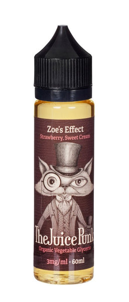 Zoe's Effect By The Juice Punk E-Liquid - 60ml