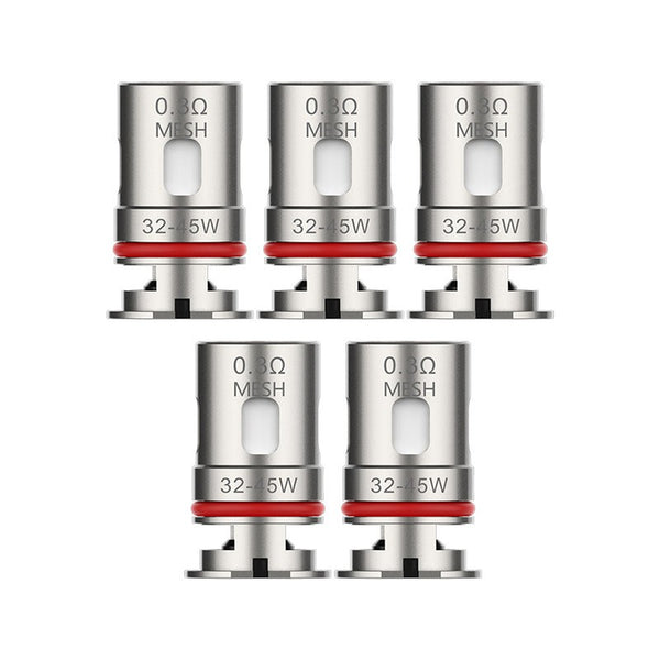 Vaporesso TARGET PM80 GTX Replacement Coils (5 Pack)