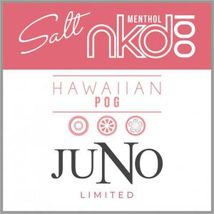 Naked 100 Hawaiian Pog JUNO Pods (4 Pack)