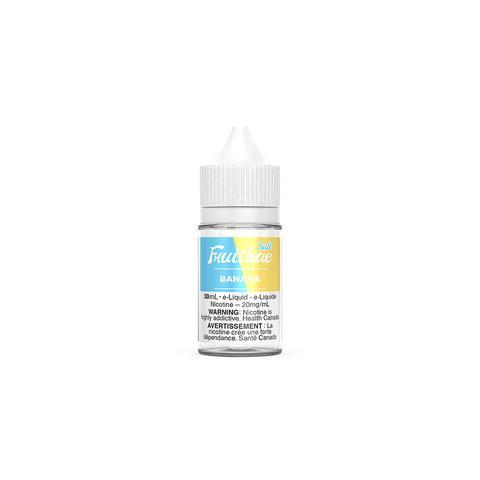 Banana By Fruitbae Nic Salt E-Liquid - 30mL