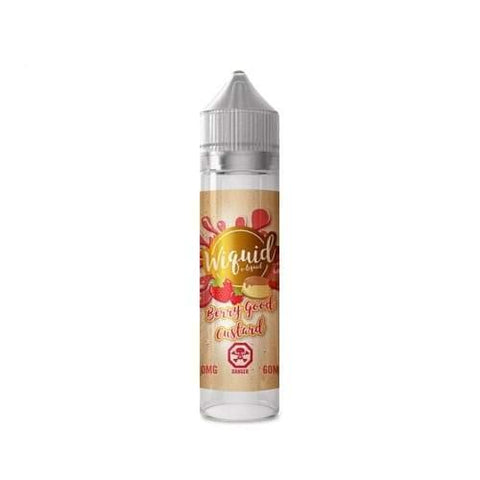Berry Good Custard By Wiquid E-Liquid - 60ML