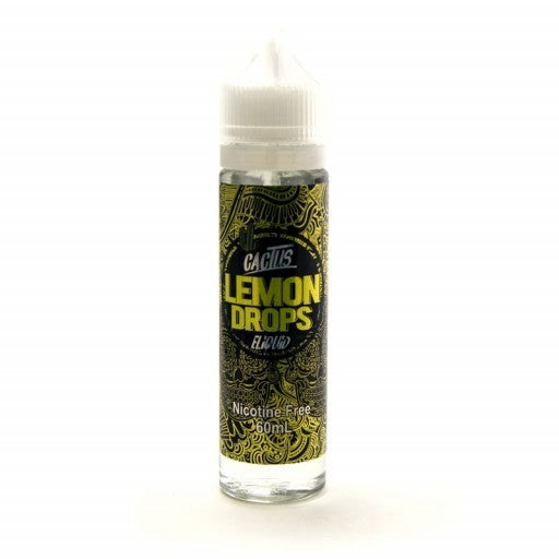 Lemon Drops By Cactus E-Liquid - 60ML - Sagavape.com