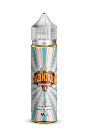 Carnival Cotton Candy By Juice Roll Upz E-Liquid - 60ml