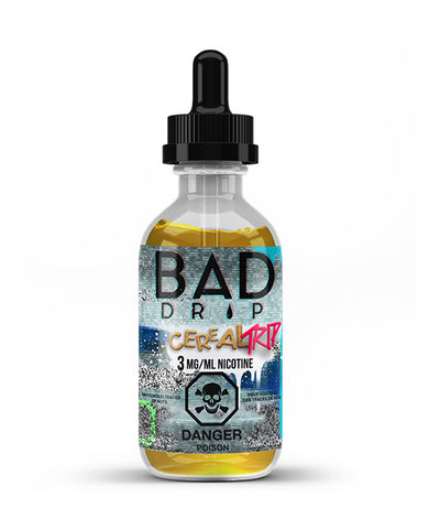 Cereal Trip By Bad Drip E-Liquid - 60ML - Sagavape.com