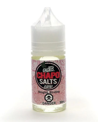Chapo Nic Salt By Cactus E-Liquid - 30ML