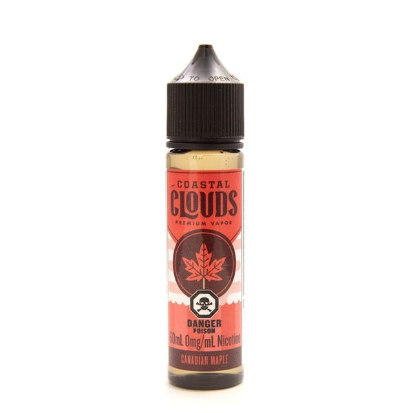 Maple Butter by Coastal Clouds E-Liquid - 60ml