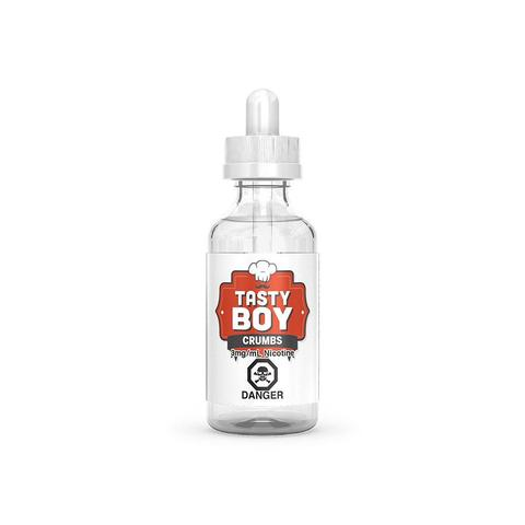 Crumbs By Tasty Boy (Pastry Boy) E-Liquid - 60ML - Sagavape.com