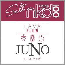 Naked 100 Lava Flow JUNO Pods (4 Pack)