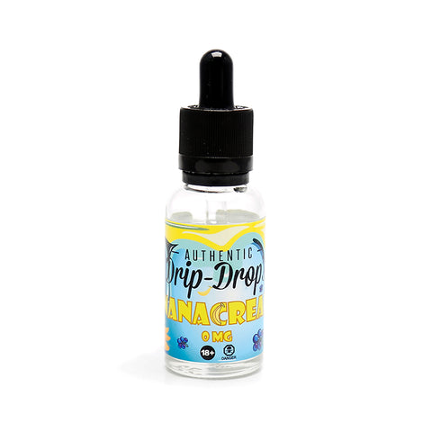 Nana Cream By Fat Panda E-Liquid - 30ML - Sagavape.com