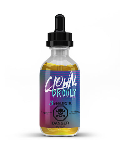 Drooly By Clown E-Liquid - 60ML - Sagavape.com