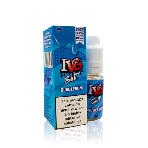 Bubblegum Millions Nic Salt E-Liquid By IVG - 30ML