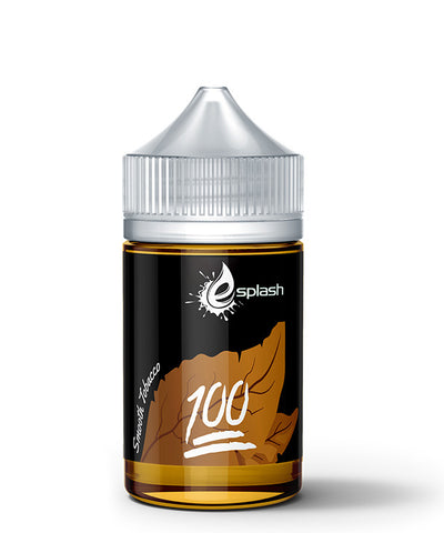 iBliss E-Splash Smooth Tobacco E-Liquid - 100ml - Sagavape.com