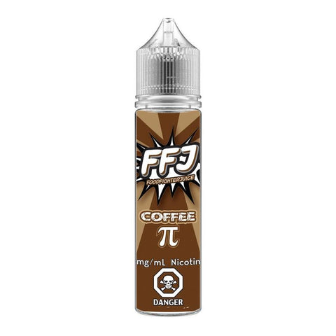 Coffee Pie By Food Fighter E-Liquid - 60mL