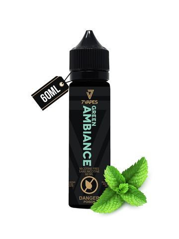 Green Ambiance By 7Vapes E-Liquid - 60ml