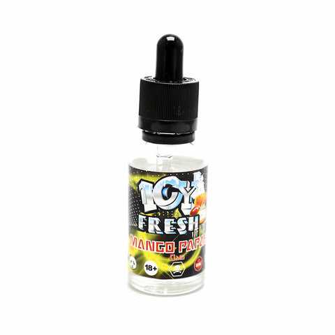 Mango Papaya By Fat Panda E-Liquid - 30ML - Sagavape.com