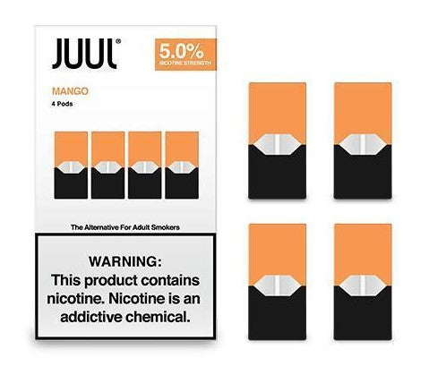 Mango By JUUL (4 Pods Pack) (IN STORE ONLY)