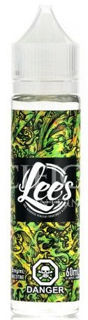 East Sussex eJuice By Lee's E-liquids - 60mL