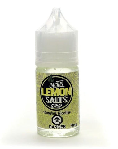 Lemon Nic Salt By Cactus E-Liquid - 30ML