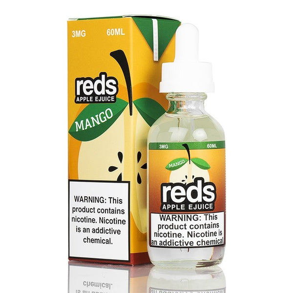 Reds Apple e-Juice Mango By 7Daze E-Liquid - 60ML