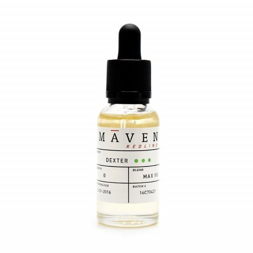 Dexter By Maven E-Liquid - 30ML - Sagavape.com