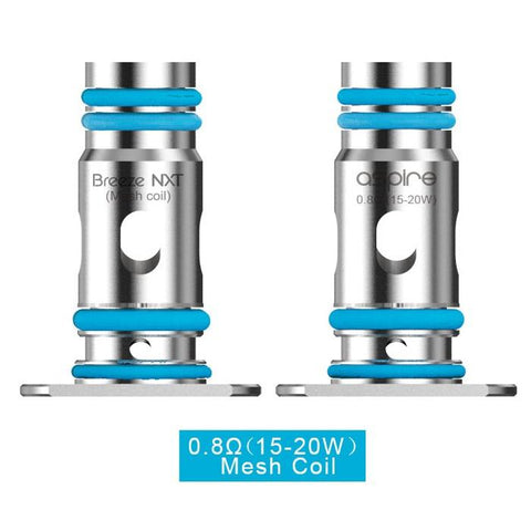 Aspire Breeze NXT Replacement Coils (3 Pack)