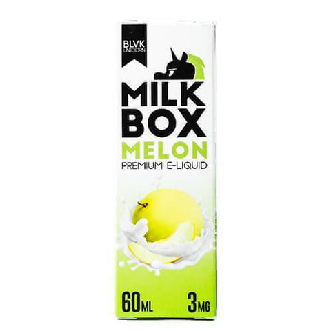Melon Milk Box By BLVK Unicorn E-Liquid - 60ml