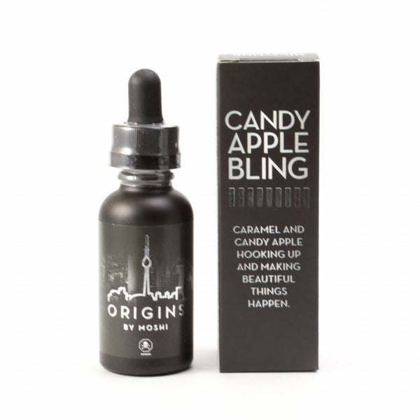 CANDY APPLE BLING E-LIQUID - 30ml - Sagavape.com