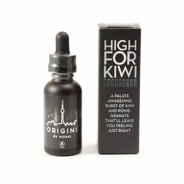 HIGH FOR KIWI 30ML - Sagavape.com