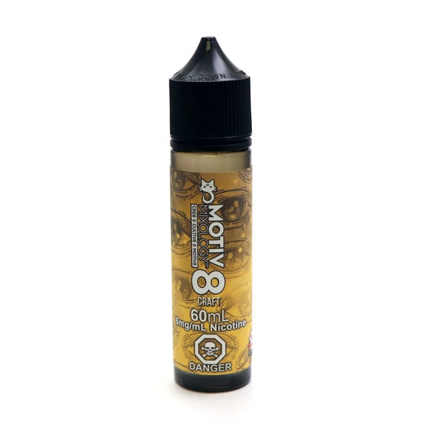 Craft by Motiv8 Mixology E-Liquid - 60ML - Sagavape.com