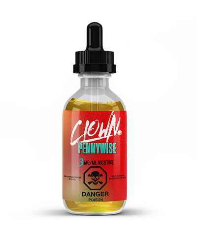 Pennywise By Clown E-Liquid - 60ML - Sagavape.com