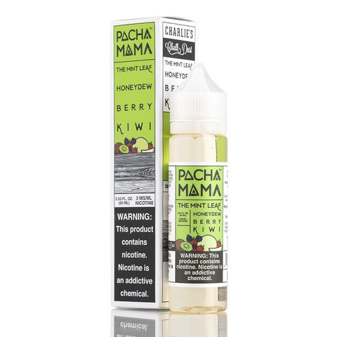 Pachamama Mint Honeydew By Charlie's Chalk Dust E-Liquid - 60ml