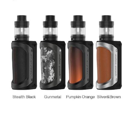 Aegis MOD Kit 26650 Battery, RDTA