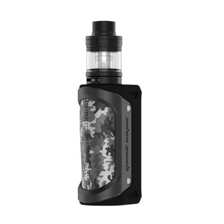 Aegis MOD Kit 26650 Battery, RDTA Gun Metal