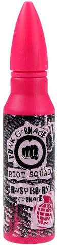 Raspberry Grenade By Riot Squad E-Liquid - 60mL