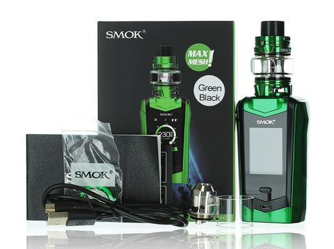 SMOK Species Kit 230W with TFV8 Baby V2 Tank - Sagavape.com