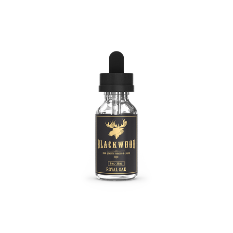 ROYAL OAK BY BLACKWOOD E-LIQUID - 30ML - Sagavape.com