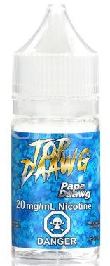 Papa Daawg Salt By Top Daawg Nic Salt- 30mL