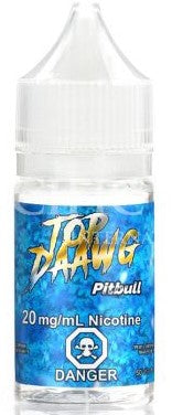 Pitbull Salt By Top Daawg Nic Salt- 30mL