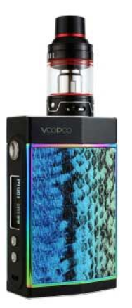 VOOPOO TOO 180W KIT BLACK FRAME Turquoise