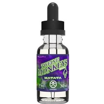 Twelve Monkeys Matata E-Liquid - 30ML