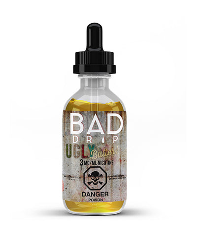 Ugly Butter By Bad Drip E-Liquid - 60ML - Sagavape.com